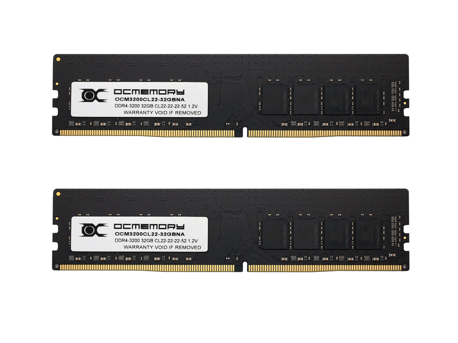 OCM3200CL22D-64GBNA (DDR4-3200 CL22 32GB×2)